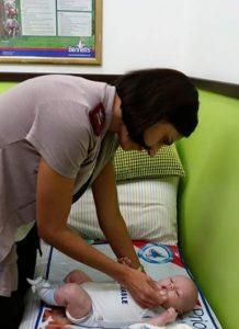 baby immunization